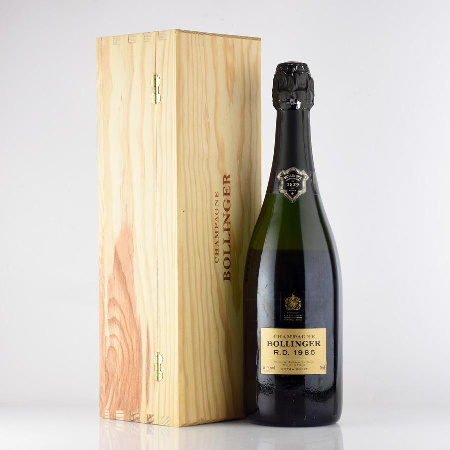 [1985] ボランジェ アール ディー 750mlBollinger RDフランス / シャンパーニュ / 発泡・シャンパン