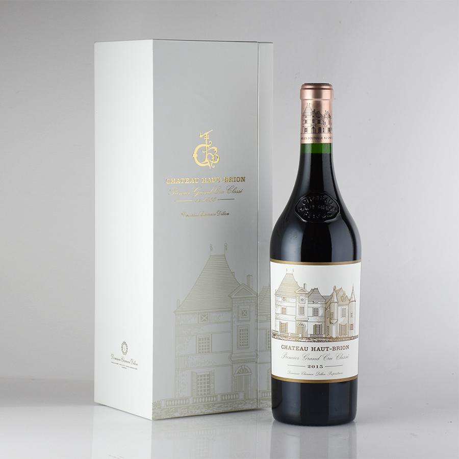 [2015] シャトー・オー・ブリオンフランス / ボルドー / 赤ワイン