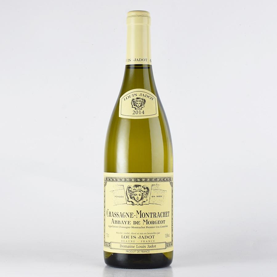 [2014] ルイ・ジャド シャサーニュ・モンラッシェ アベイ・ド・モルジョフランス / ブルゴーニュ / 赤ワイン
