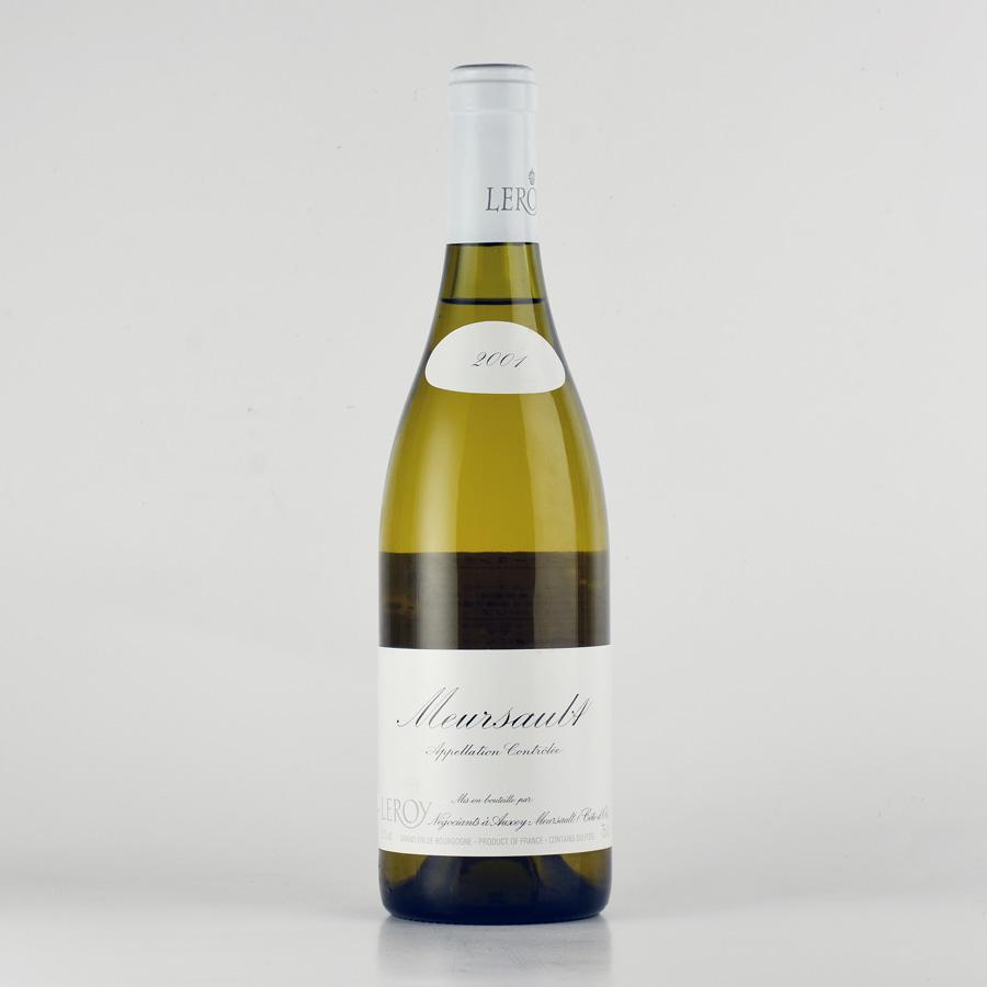 [2001] メゾン・ルロワ ムルソーフランス / ブルゴーニュ / 白ワイン