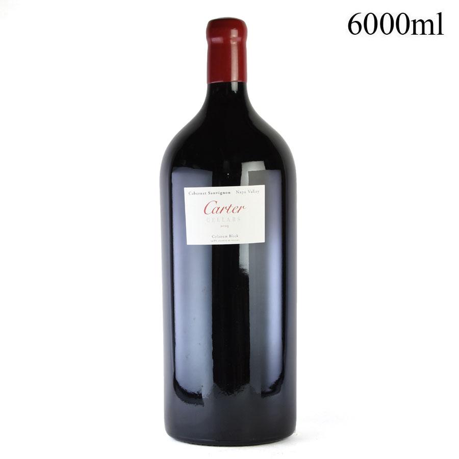[2009] カーター・セラーズ カベルネ・ソーヴィニヨン コロシアム・ブロック 6000mlアメリカ / カリフォルニア / 赤ワイン[のこり1本]