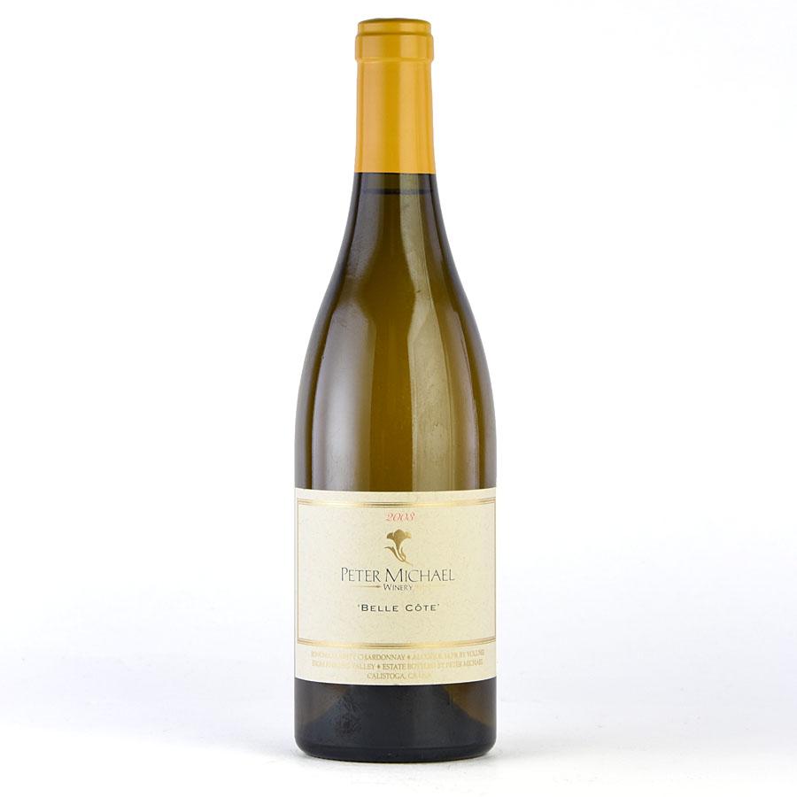 [2003] ピーター・マイケル シャルドネ ベル・コートアメリカ / カリフォルニア / 白ワイン[のこり1本]