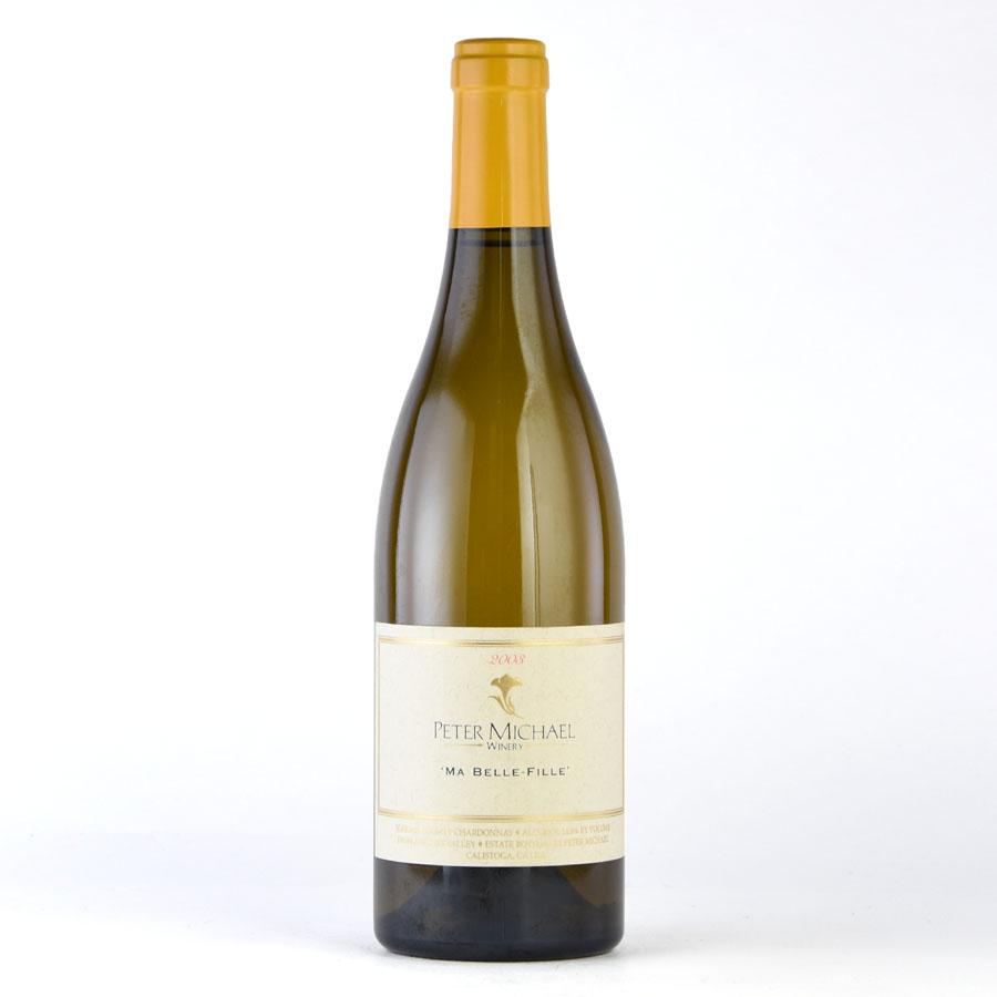 [2003] ピーター・マイケル シャルドネ マ・ベル・フィーユアメリカ / カリフォルニア / 白ワイン[のこり1本]