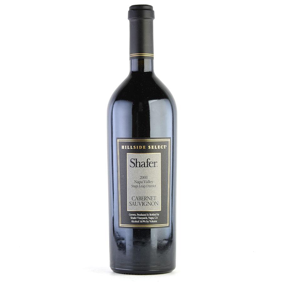 [2001] シェーファー ヒルサイド・セレクト カベルネ・ソーヴィニヨンアメリカ / カリフォルニア / 赤ワイン