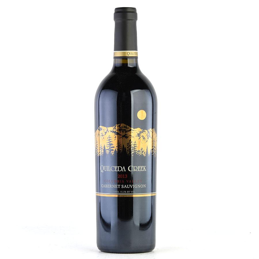 [2013] クィルシーダ・クリーク カベルネ・ソーヴィニヨンアメリカ / ワシントン / 赤ワイン