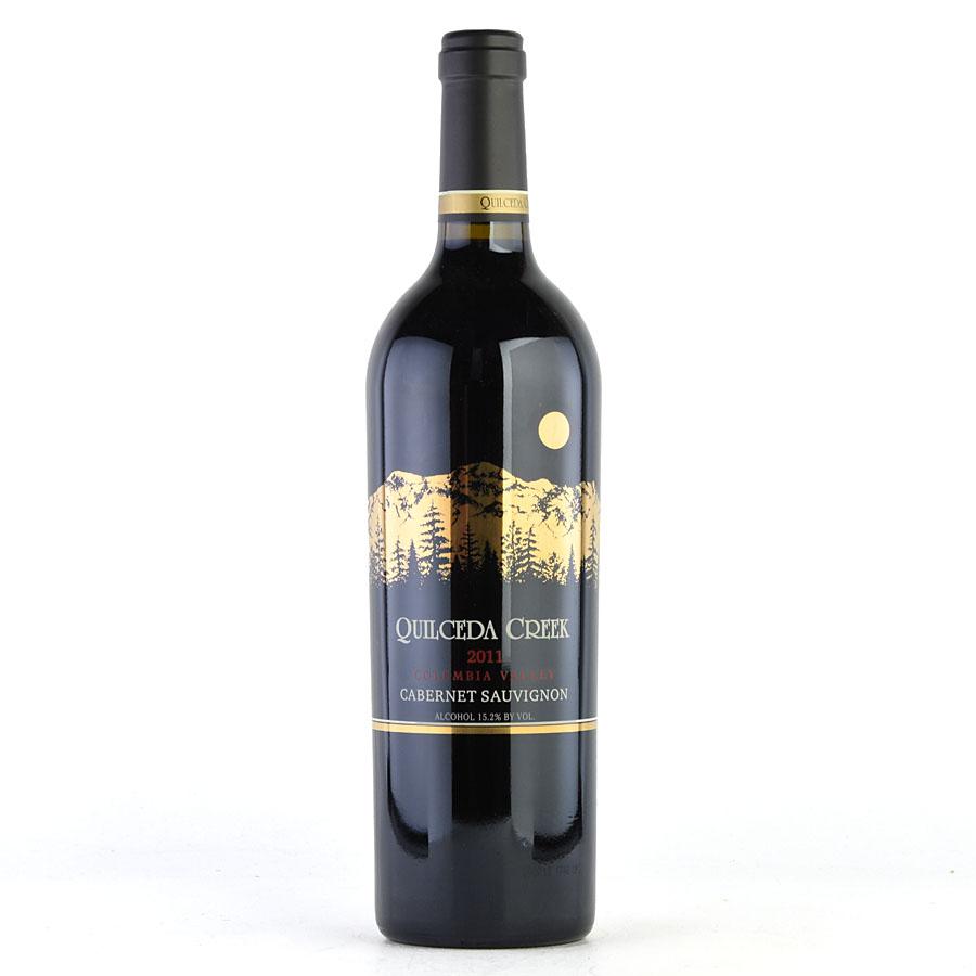 [2011] クィルシーダ・クリーク カベルネ・ソーヴィニヨンアメリカ / ワシントン / 赤ワイン
