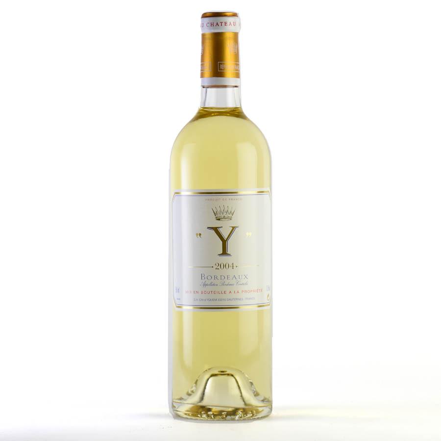 [2004] シャトー・ディケム イグレックフランス / ボルドー / 白ワイン[のこり1本]