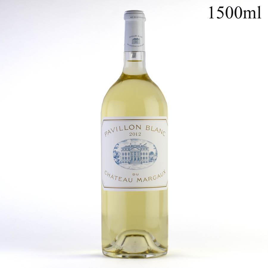 [2012] パヴィヨン・ブラン・デュ・シャトー・マルゴー マグナム 1500mlフランス / ボルドー / 白ワイン