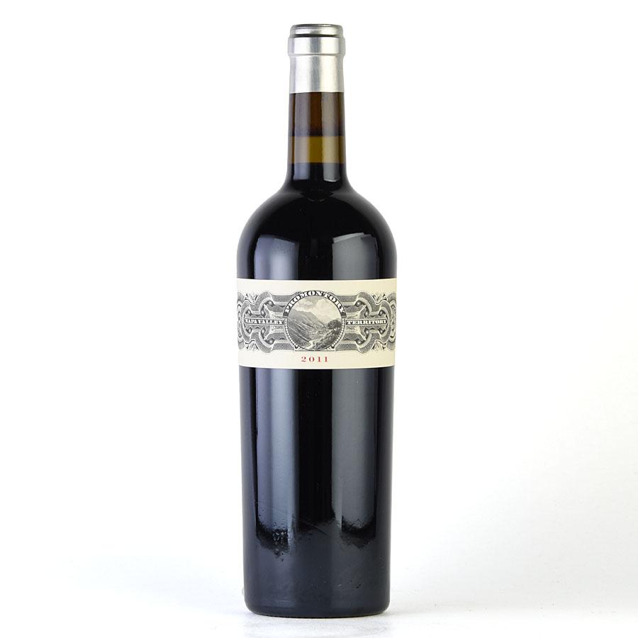 [2011] プロモントリー プロプライエタリー・レッドアメリカ / カリフォルニア / 赤ワイン