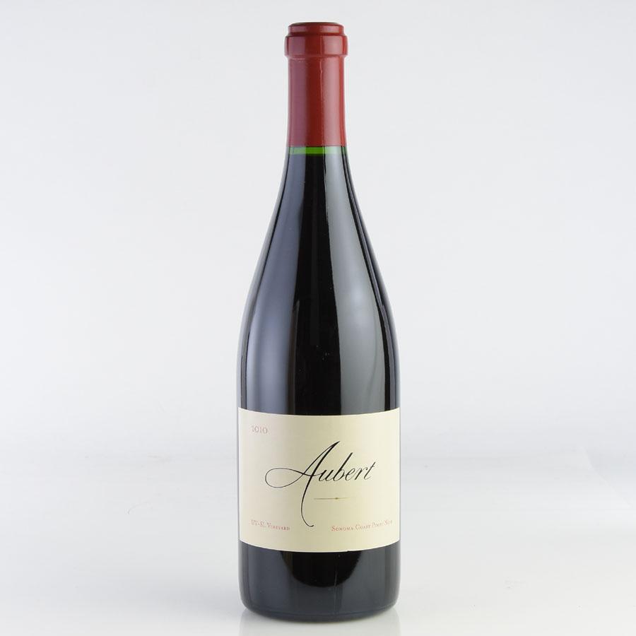 [2010] オーベール ピノ・ノワール UV-SLヴィンヤードアメリカ / カリフォルニア / 赤ワイン[のこり1本]