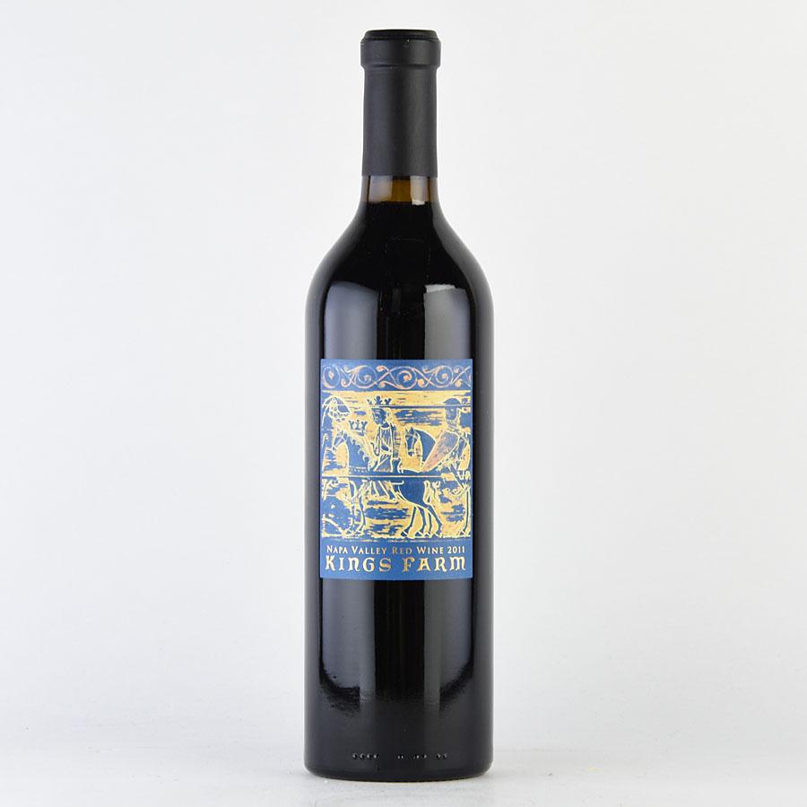 [2011] コングスガード レッド・ワイン キングス・ファームアメリカ / カリフォルニア / 赤ワイン[のこり1本]