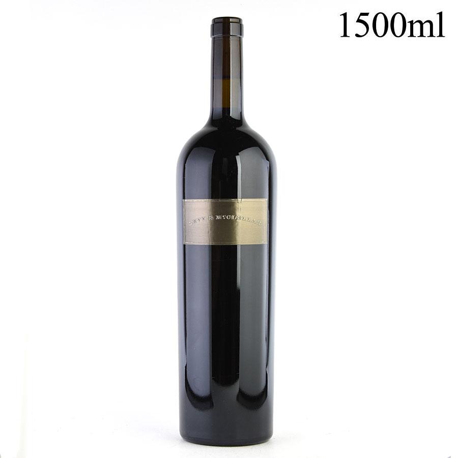 [2010] レヴィ&マクレラン カベルネ・ソーヴィニヨン マグナム 1500ml ※ラベルしわありアメリカ / カリフォルニア / 赤ワイン[outlet][のこり1本]