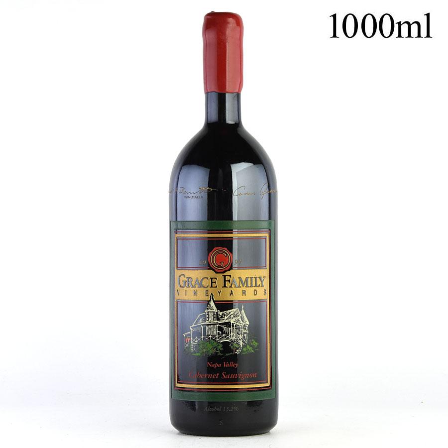 [1997] グレース・ファミリー カベルネ・ソーヴィニヨン 1000mlアメリカ / カリフォルニア / 赤ワイン