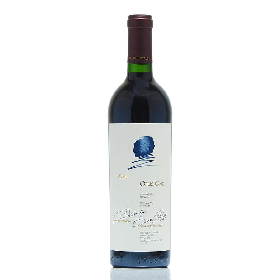 【最安に挑戦中】[2014] オーパス・ワンアメリカ / カリフォルニア / 赤ワイン