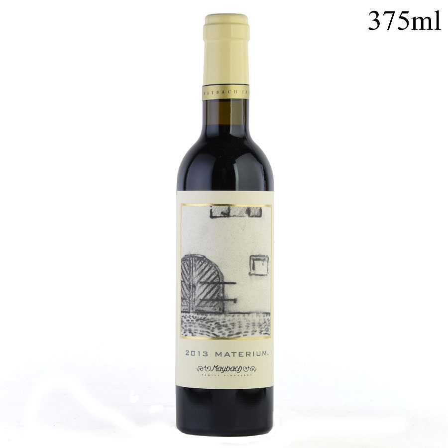 [2013] マイバッハ【メイバック】 マタレアム カベルネ・ソーヴィニヨン ハーフ 375mlアメリカ / カリフォルニア / 赤ワイン