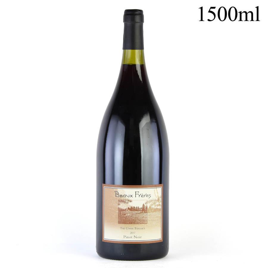 [2007] ボー・フレール ピノ・ノワール アッパー・テラス マグナム 1500ml ※ラベル汚れアメリカ / オレゴン / 赤ワイン[のこり1本]