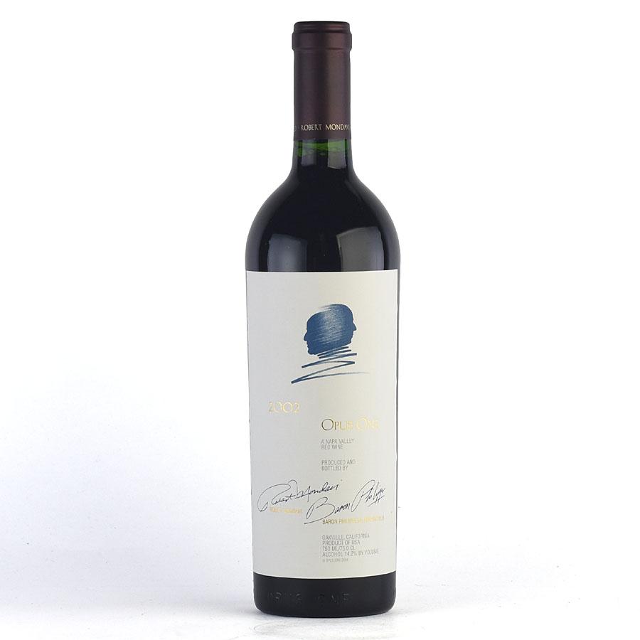 [2002] オーパス・ワンアメリカ / カリフォルニア / 赤ワイン