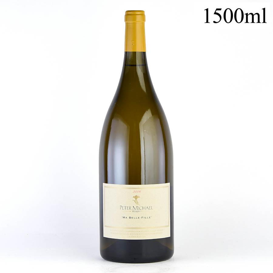 [2006] ピーター・マイケル シャルドネ マ・ベル・フィーユ マグナム 1500mlアメリカ / カリフォルニア / 白ワイン