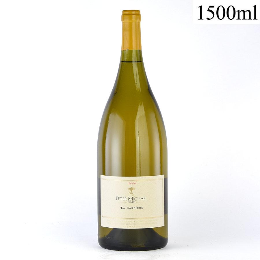 [2006] ピーター・マイケル シャルドネ ラ・キャリエール マグナム 1500mlアメリカ / カリフォルニア / 白ワイン