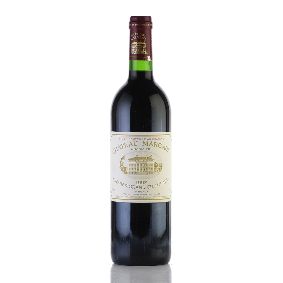 パーカーポイント90点 シャトー マルゴー お買得 1997 ボルドー 赤ワインスーパーSALE 特別価格 記念日 フランス