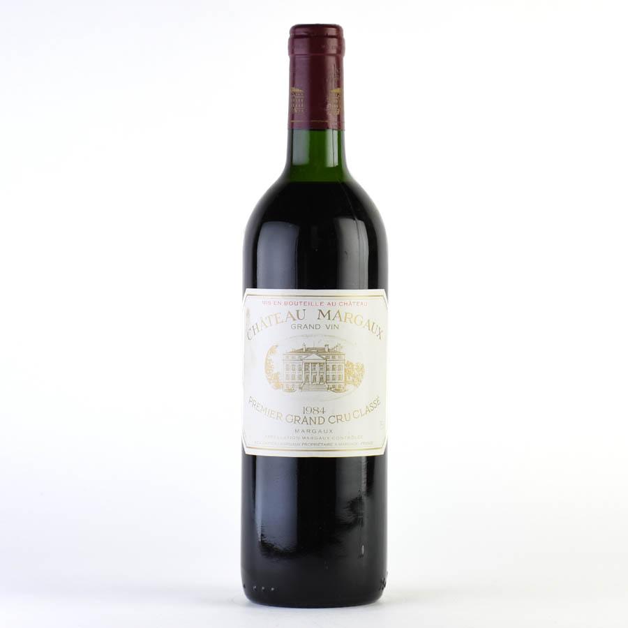 [1984] シャトー・マルゴー ※ラベル汚れフランス / ボルドー / 赤ワイン