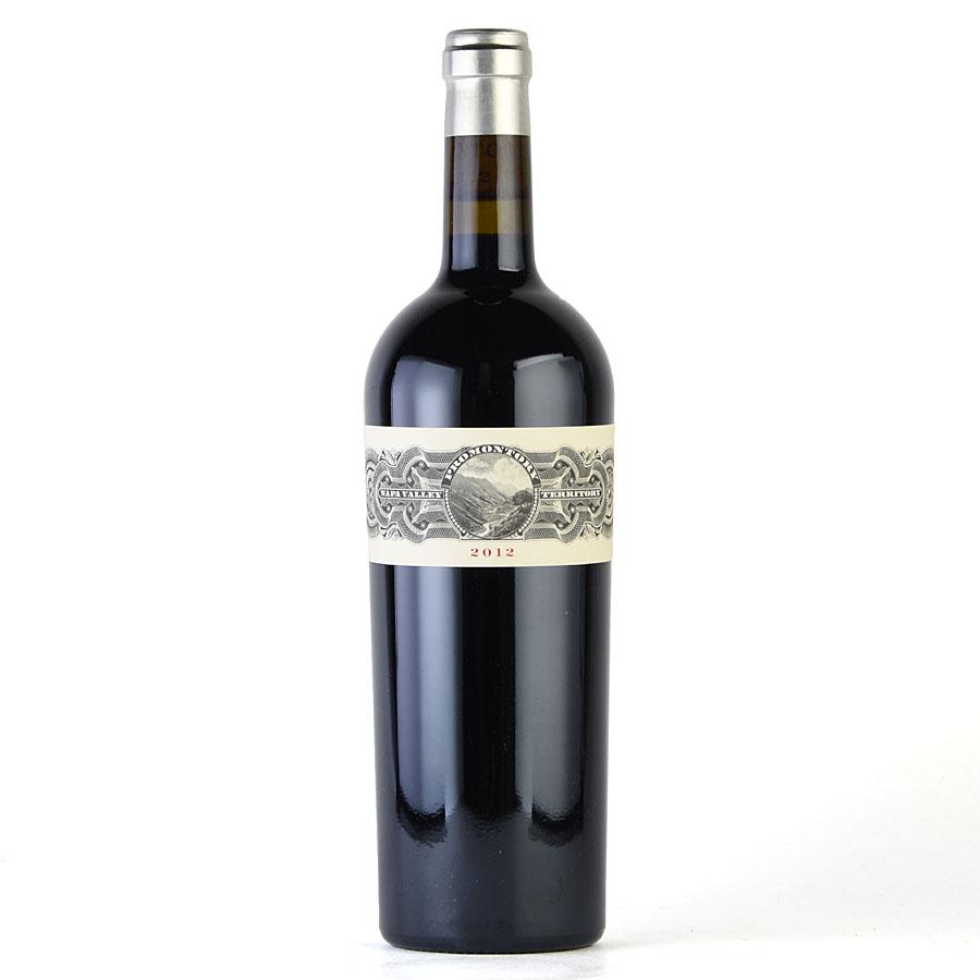 [2012] プロモントリーアメリカ / カリフォルニア / 赤ワイン