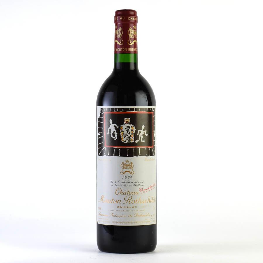 [1994] シャトー・ムートン・ロートシルトフランス / ボルドー / 赤ワイン