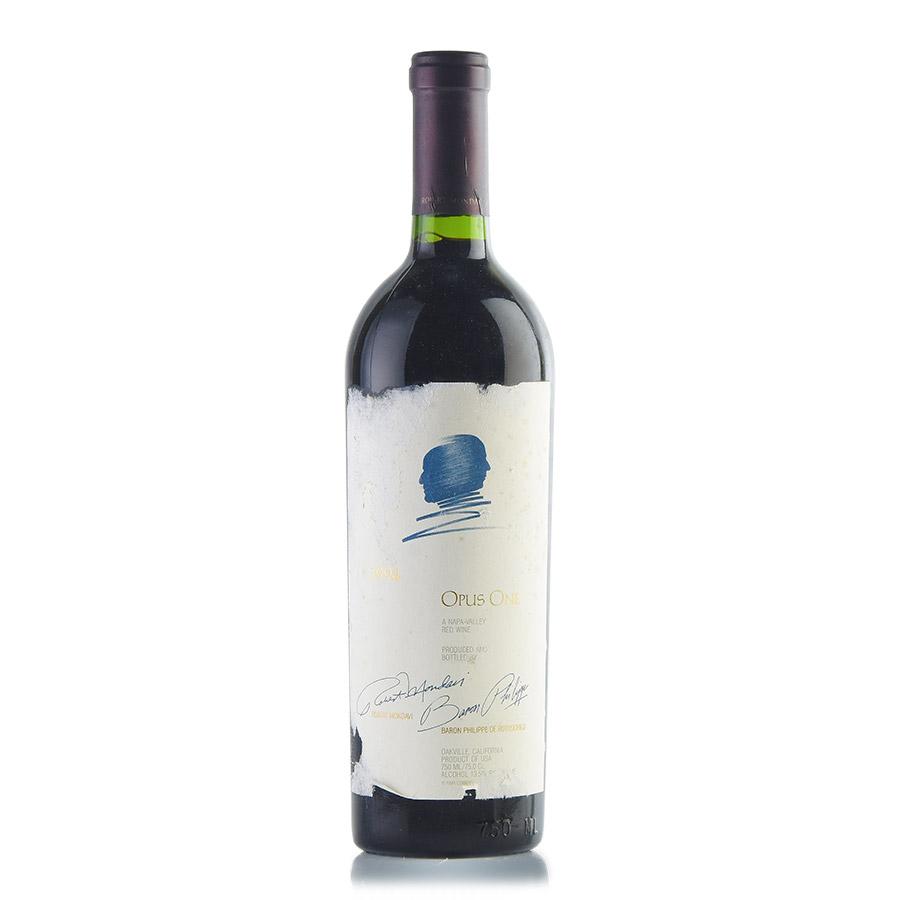 [1994] オーパス・ワン ※ラベル染み汚れアメリカ / カリフォルニア / 赤ワイン