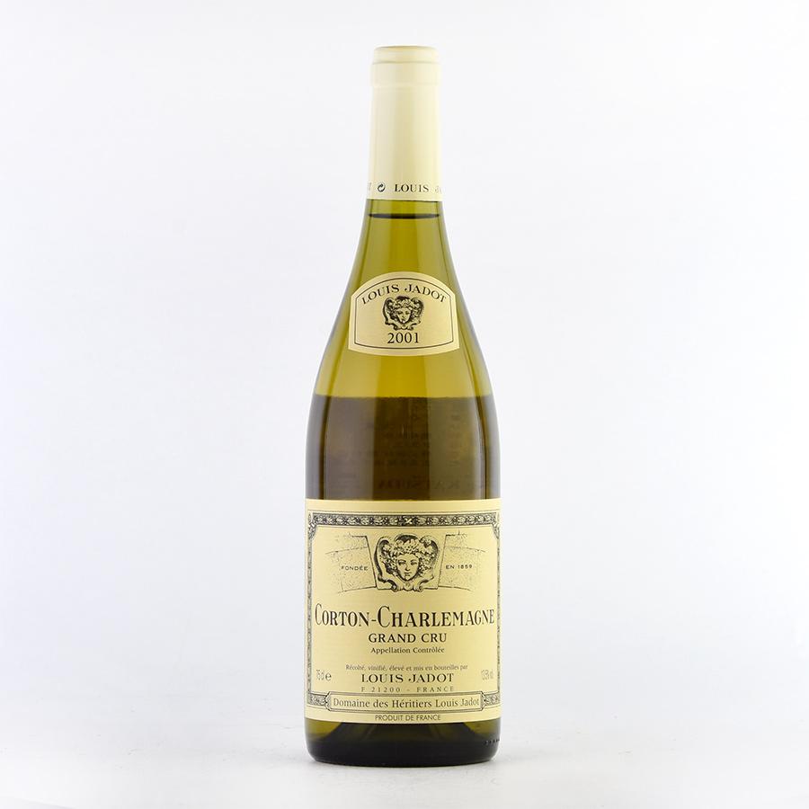 [2001] ルイ・ジャドコルトン・シャルルマーニュフランス / ブルゴーニュ / 白ワイン