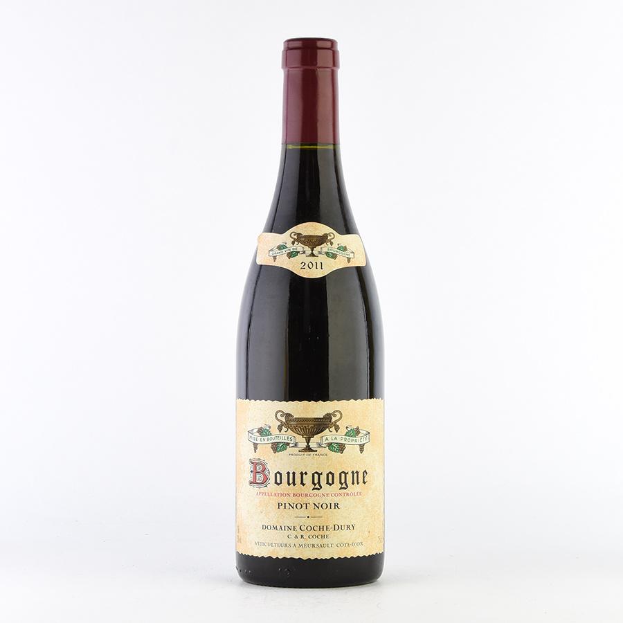 [2011] コシュ・デュリブルゴーニュ・ルージュフランス / ブルゴーニュ / 赤ワイン