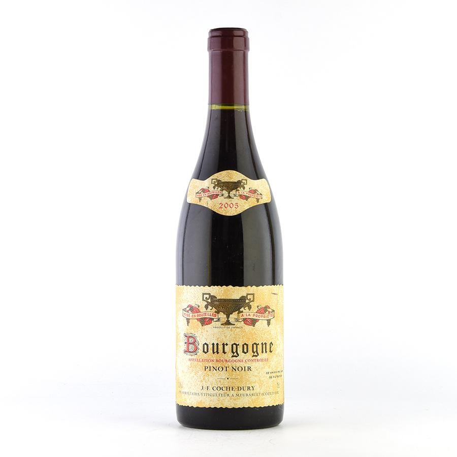 [2005] コシュ・デュリブルゴーニュ・ルージュフランス / ブルゴーニュ / 赤ワイン
