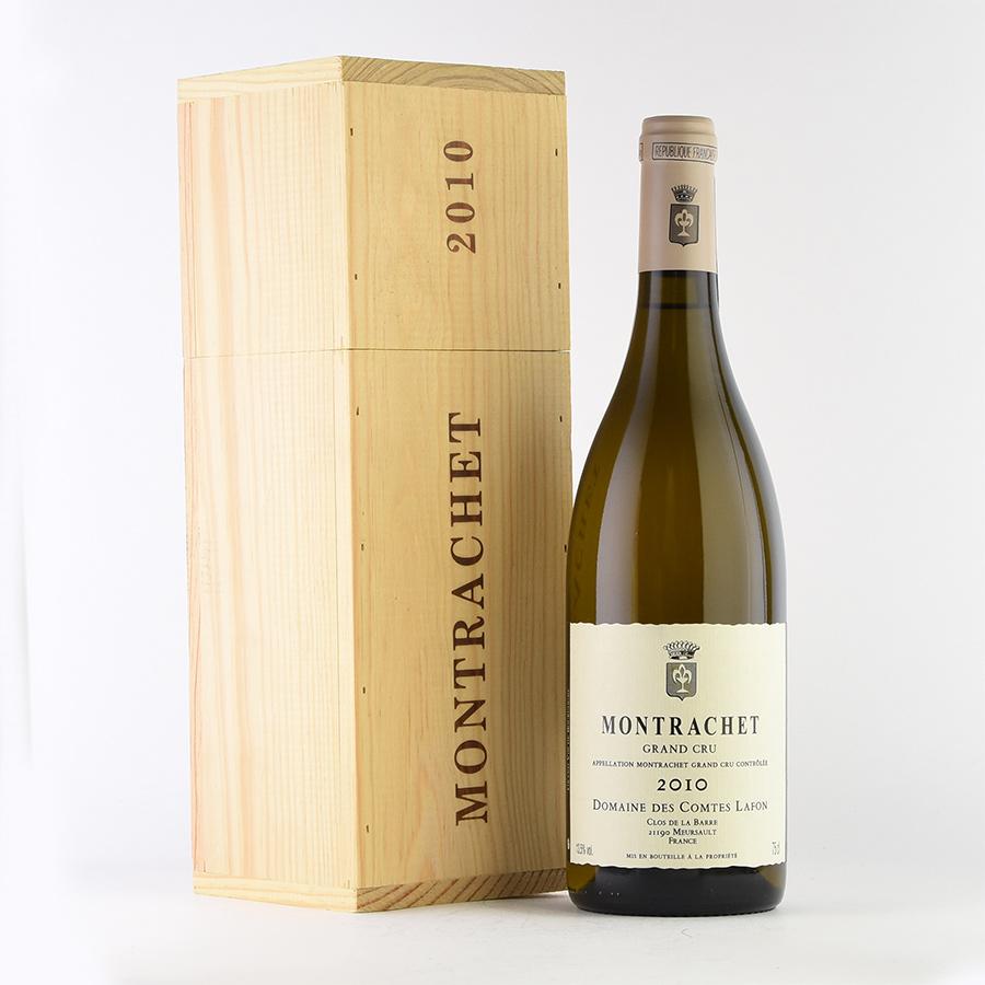 2010 コント・ラフォンモンラッシェ 【木箱付】フランス / ブルゴーニュ / 白ワイン