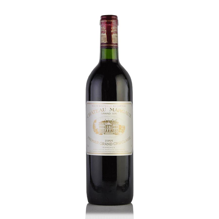 [1988] シャトー・マルゴーフランス / ボルドー / 赤ワイン
