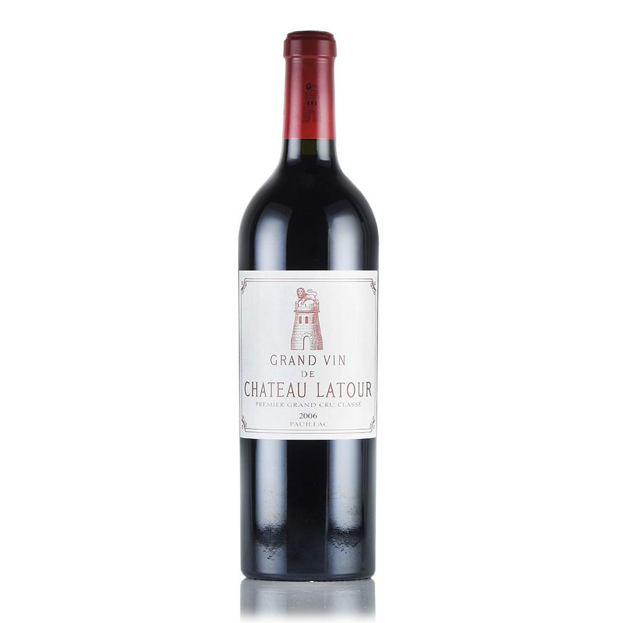 [2006] シャトー・ラトゥールフランス / ボルドー / 赤ワイン