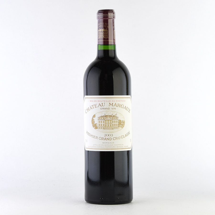 [2003] シャトー・マルゴーフランス / ボルドー / 赤ワイン