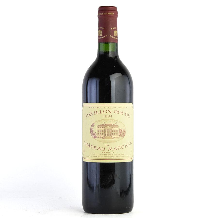 [1994] パヴィヨン・ルージュ・デュ・シャトー・マルゴーフランス / ボルドー / 赤ワイン