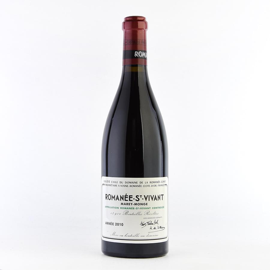 [2010] ドメーヌ・ド・ラ・ロマネ・コンティ DRCロマネ・サン・ヴィヴァンフランス / ブルゴーニュ / 赤ワイン[のこり1本]