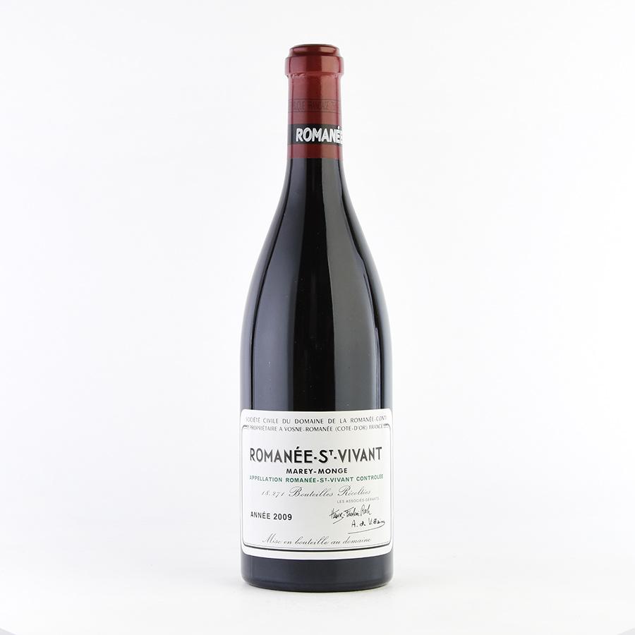 【新入荷★特別価格】[2009] ドメーヌ・ド・ラ・ロマネ・コンティ DRCロマネ・サン・ヴィヴァンフランス / ブルゴーニュ / 赤ワイン