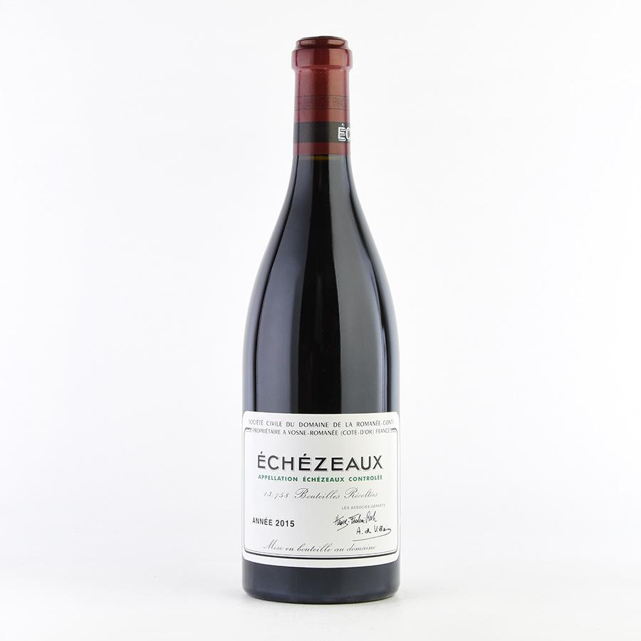 [2015] ドメーヌ・ド・ラ・ロマネ・コンティ DRCエシェゾーフランス / ブルゴーニュ / 赤ワイン