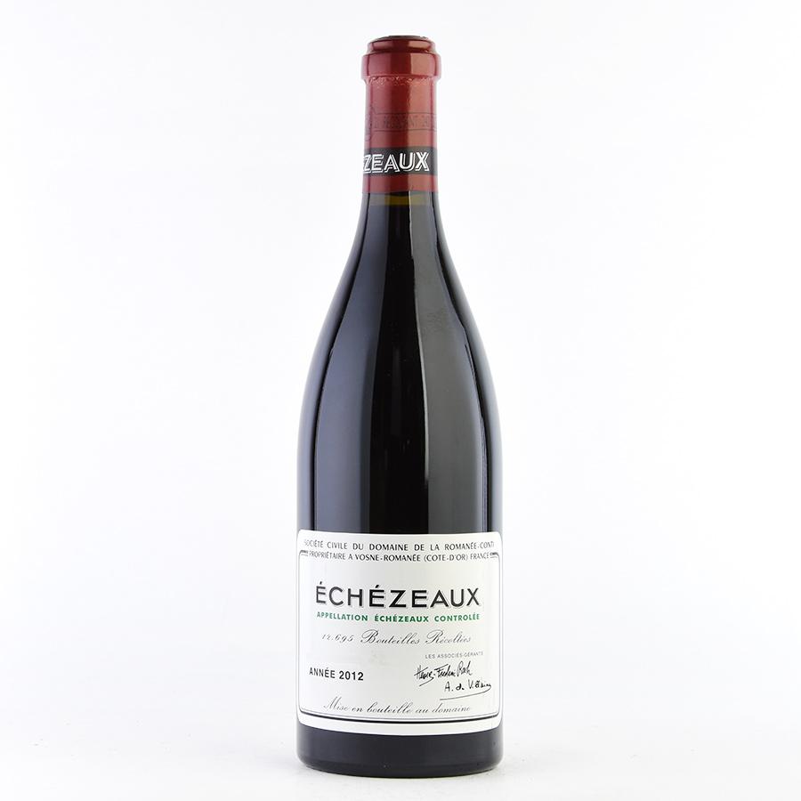 [2012] ドメーヌ・ド・ラ・ロマネ・コンティ DRCエシェゾーフランス / ブルゴーニュ / 赤ワイン