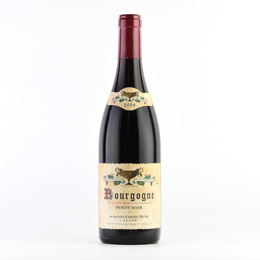 [2009] コシュ・デュリブルゴーニュ・ルージュフランス / ブルゴーニュ / 赤ワイン