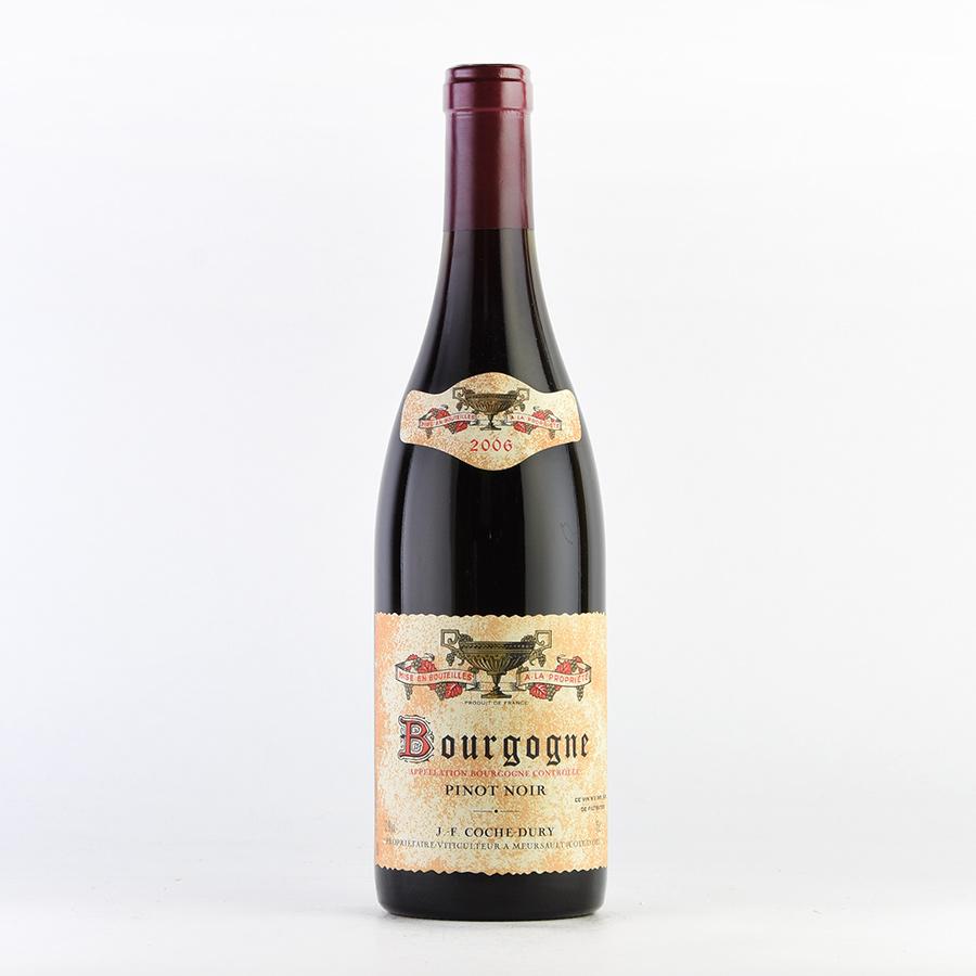 【新入荷★特別価格】[2006] コシュ・デュリブルゴーニュ・ルージュフランス / ブルゴーニュ / 赤ワイン