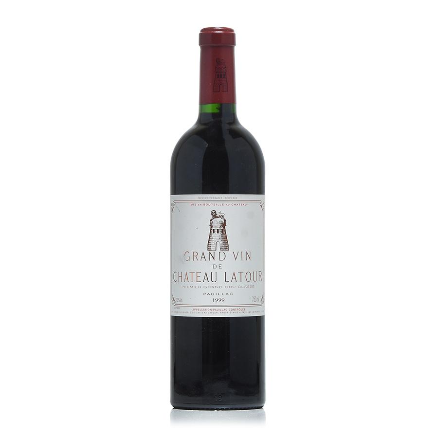 [1999] シャトー・ラトゥールフランス / ボルドー / 赤ワイン
