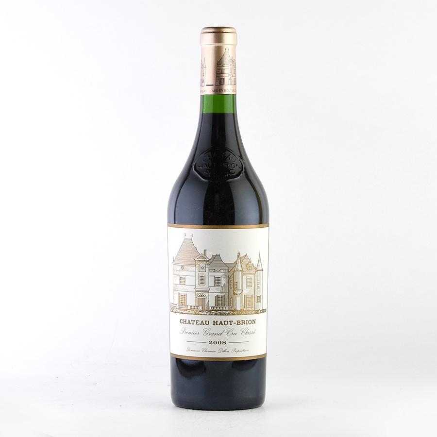 [2008] シャトー・オー・ブリオンフランス / ボルドー / 赤ワイン