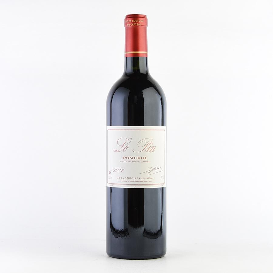 [2012] シャトー・ル・パンフランス / ボルドー / 赤ワイン