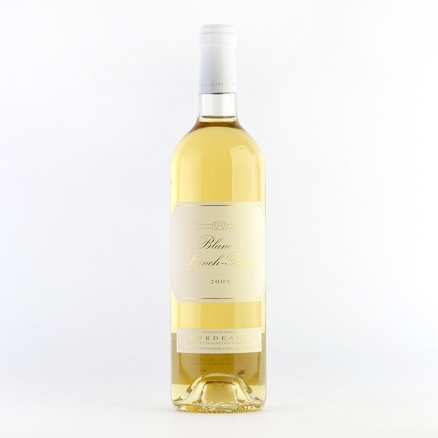 [2005] ブラン・ド・ランシュ・バージュフランス / ボルドー / 白ワイン