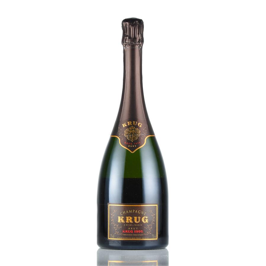 [1995] クリュッグヴィンテージフランス / シャンパーニュ / 発泡系・シャンパン