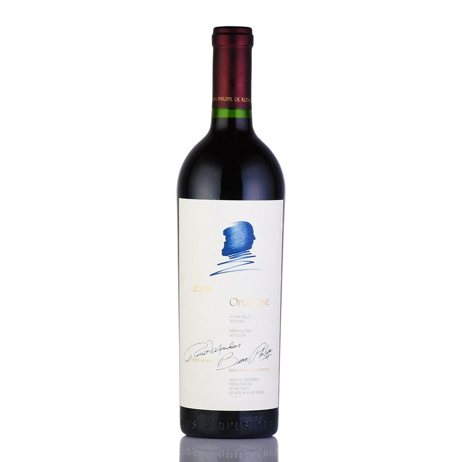 [2009] オーパス・ワン※ラベル不良アメリカ / カリフォルニア / 赤ワイン[outlet]