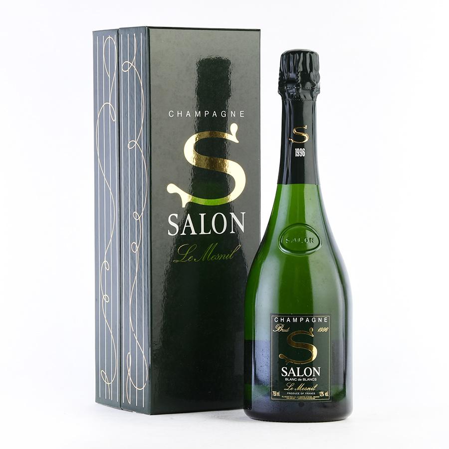 [1996] サロンブラン・ド・ブラン 【ギフトボックス】フランス / シャンパーニュ / 発泡系・シャンパン
