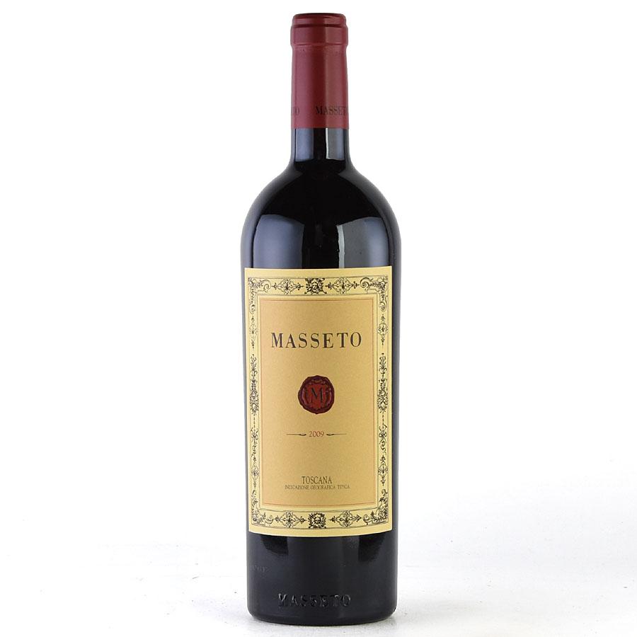 [2009] マセト【マッセート】イタリア / トスカーナ / 赤ワイン